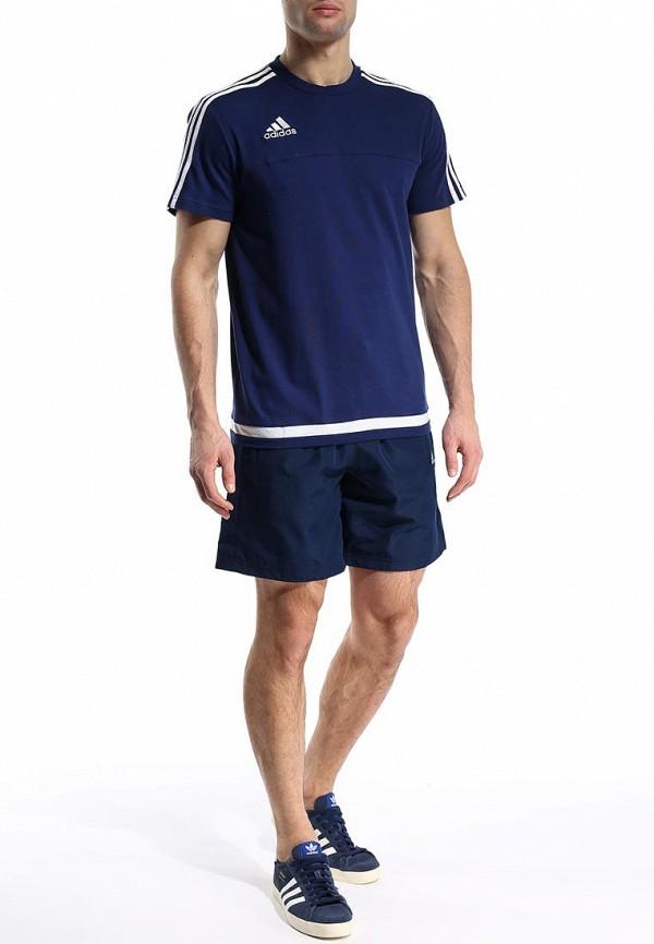 Спортивная футболка Adidas Performance (Адидас Перфоманс) S22430: изображение 2