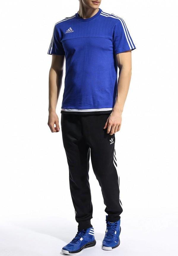 Футболка с коротким рукавом Adidas Performance (Адидас Перфоманс) S22431: изображение 3