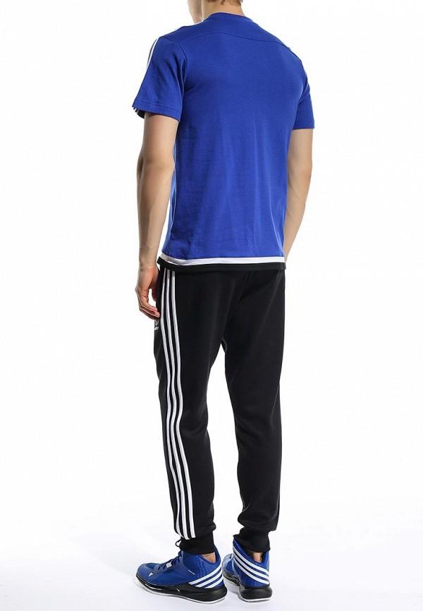 Футболка с коротким рукавом Adidas Performance (Адидас Перфоманс) S22431: изображение 4