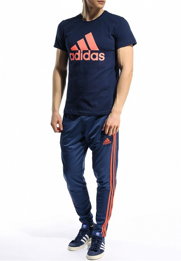 Спортивная футболка Adidas Performance (Адидас Перфоманс) S23017: изображение 3
