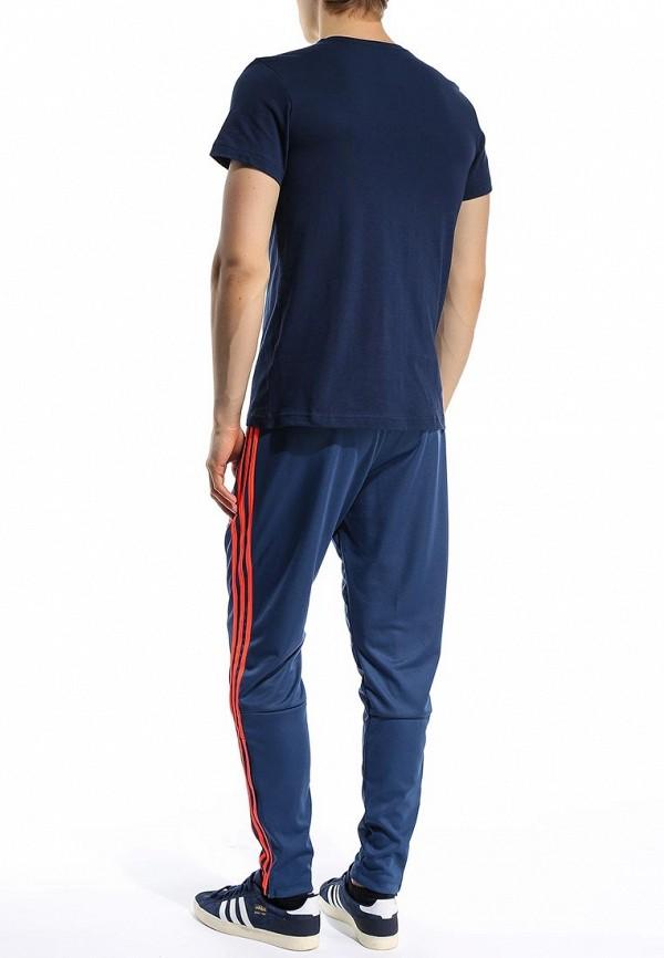 Спортивная футболка Adidas Performance (Адидас Перфоманс) S23017: изображение 4