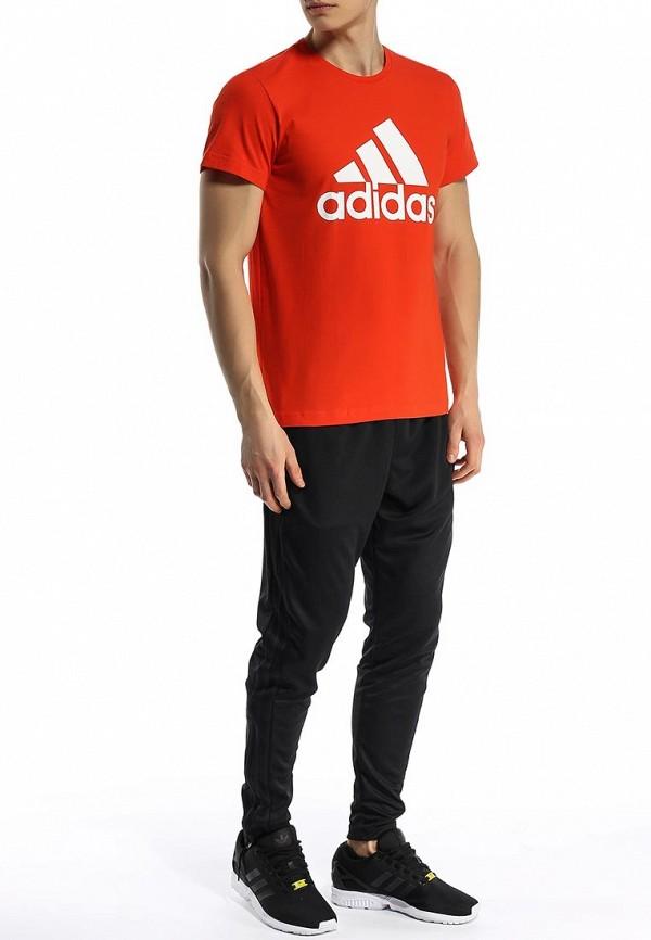 Спортивная футболка Adidas Performance (Адидас Перфоманс) S23019: изображение 4