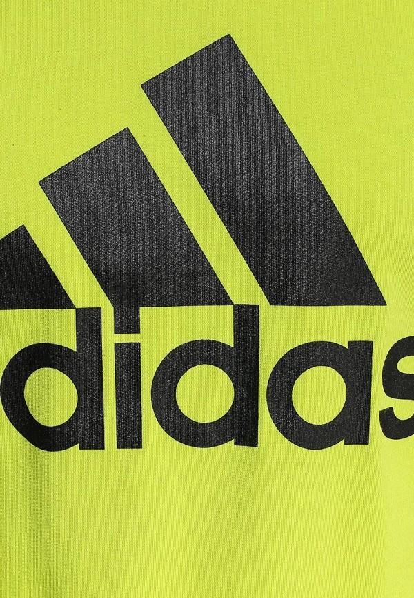 Спортивная футболка Adidas Performance (Адидас Перфоманс) S23021: изображение 2