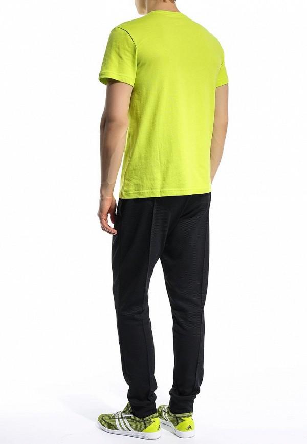 Спортивная футболка Adidas Performance (Адидас Перфоманс) S23021: изображение 4