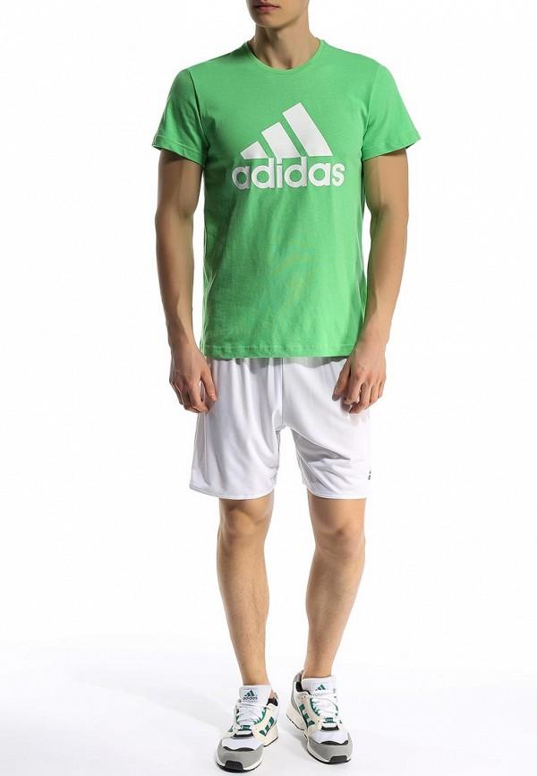 Спортивная футболка Adidas Performance (Адидас Перфоманс) S23022: изображение 4