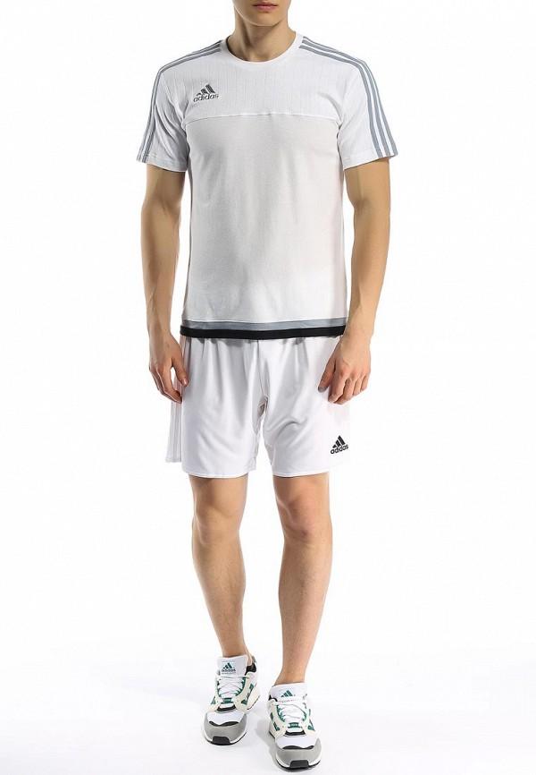 Спортивная футболка Adidas Performance (Адидас Перфоманс) S30152: изображение 4