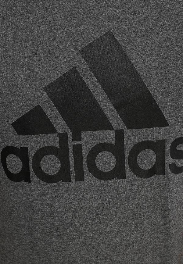 Футболка с надписями Adidas Performance (Адидас Перфоманс) S88594: изображение 3