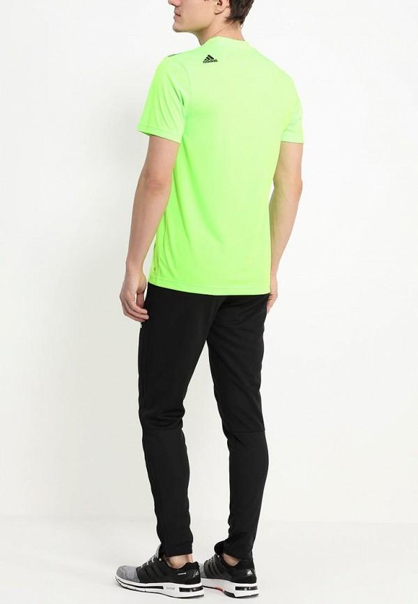 Спортивная футболка Adidas Performance (Адидас Перфоманс) S90138: изображение 4