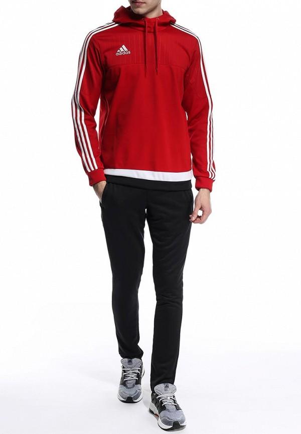 Мужские худи Adidas Performance (Адидас Перфоманс) M64068: изображение 4