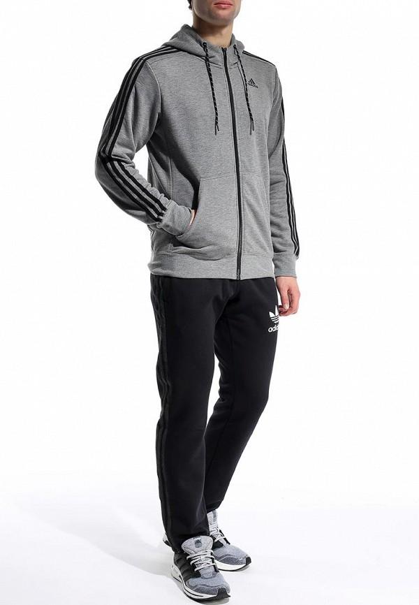 Толстовка Adidas Performance (Адидас Перфоманс) S12904: изображение 4