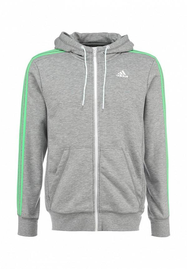 Толстовка Adidas Performance (Адидас Перфоманс) S12908: изображение 1