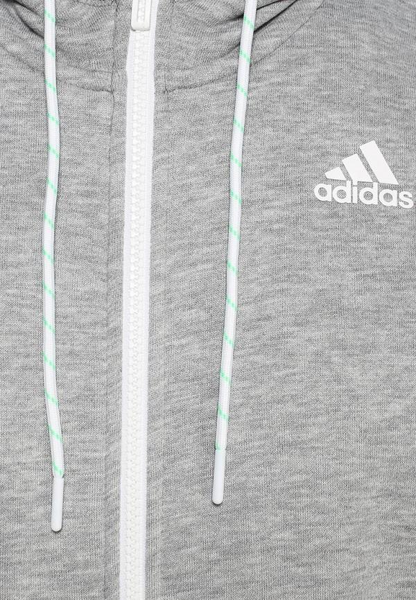 Толстовка Adidas Performance (Адидас Перфоманс) S12908: изображение 2