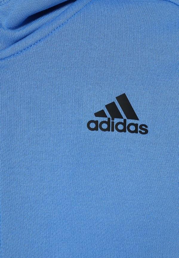 Толстовка Adidas Performance (Адидас Перфоманс) S12909: изображение 3