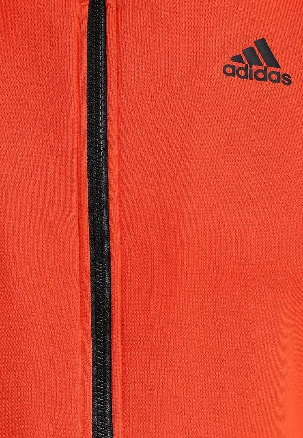 Толстовка Adidas Performance (Адидас Перфоманс) S17870: изображение 2