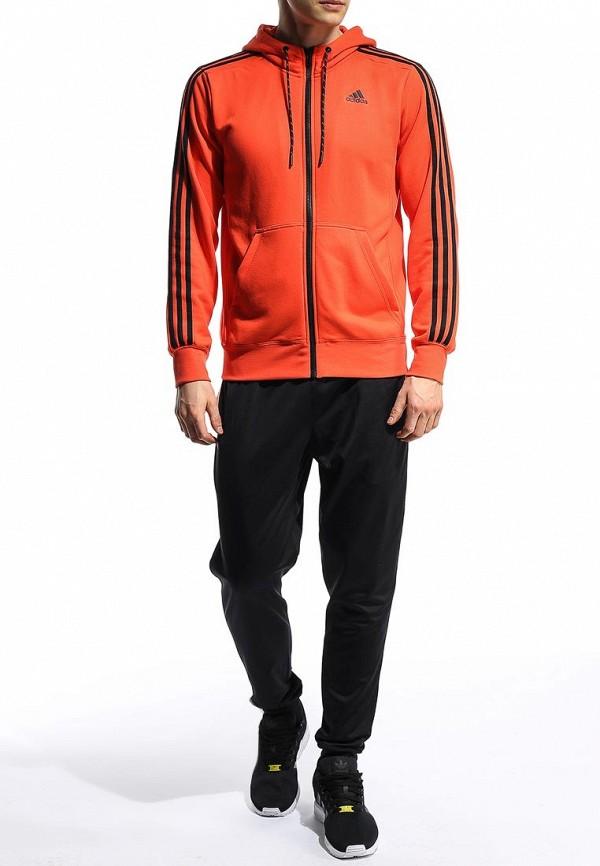Толстовка Adidas Performance (Адидас Перфоманс) S17870: изображение 3