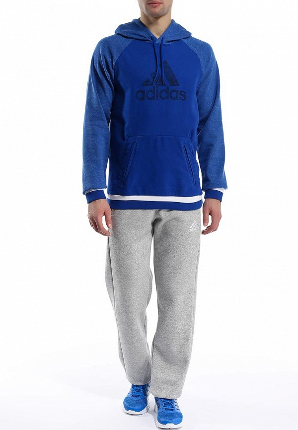Мужские худи Adidas Performance (Адидас Перфоманс) S18014: изображение 3