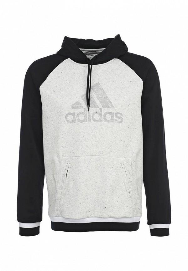 Мужские худи Adidas Performance (Адидас Перфоманс) S18015: изображение 1
