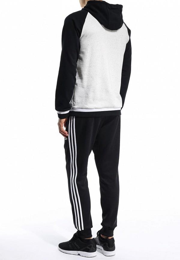 Мужские худи Adidas Performance (Адидас Перфоманс) S18015: изображение 4