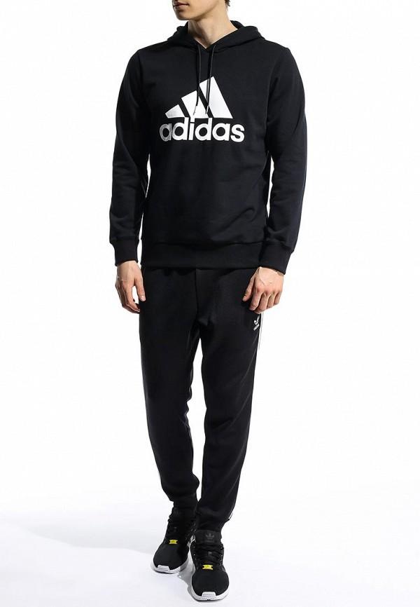 Мужские худи Adidas Performance (Адидас Перфоманс) S21333: изображение 3