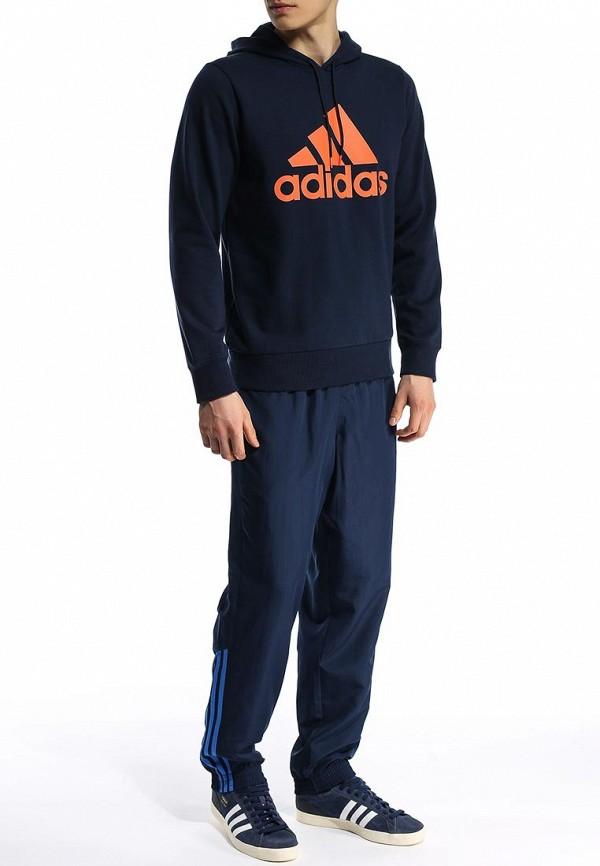 Мужские худи Adidas Performance (Адидас Перфоманс) S21334: изображение 4