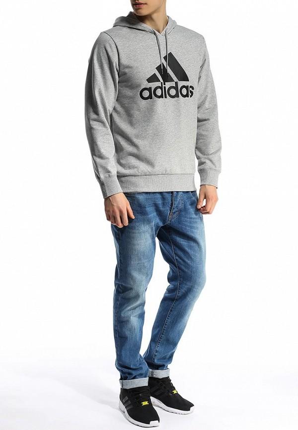 Мужские худи Adidas Performance (Адидас Перфоманс) S21335: изображение 4