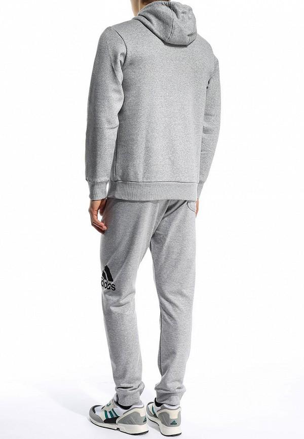 Мужские худи Adidas Performance (Адидас Перфоманс) S22336: изображение 4