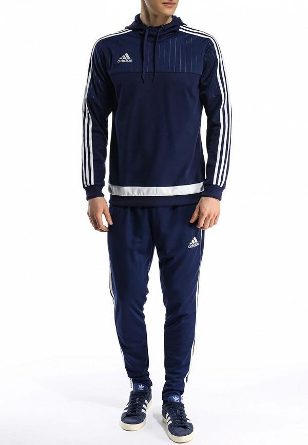 Мужские худи Adidas Performance (Адидас Перфоманс) S22427: изображение 3