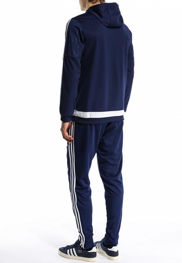 Мужские худи Adidas Performance (Адидас Перфоманс) S22427: изображение 4