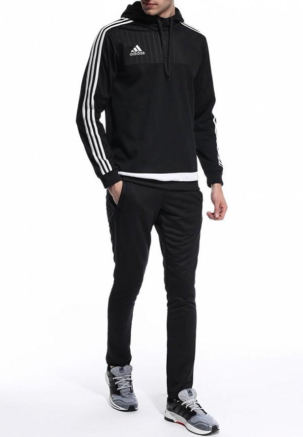 Мужские худи Adidas Performance (Адидас Перфоманс) S22429: изображение 4