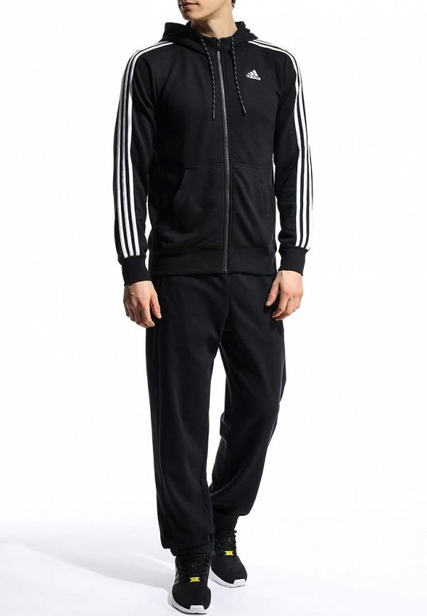 Толстовка Adidas Performance (Адидас Перфоманс) S88109: изображение 3