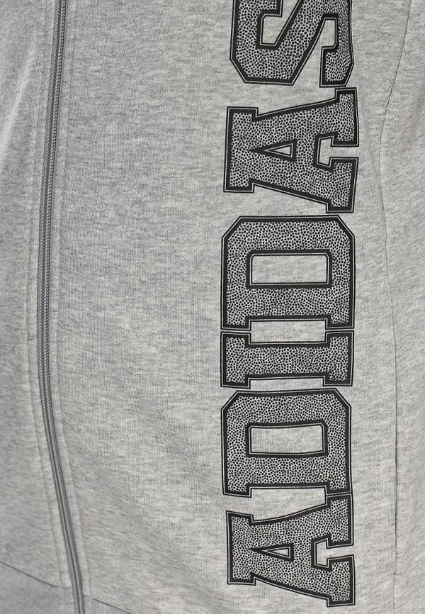 Толстовка Adidas Performance (Адидас Перфоманс) S90573: изображение 3