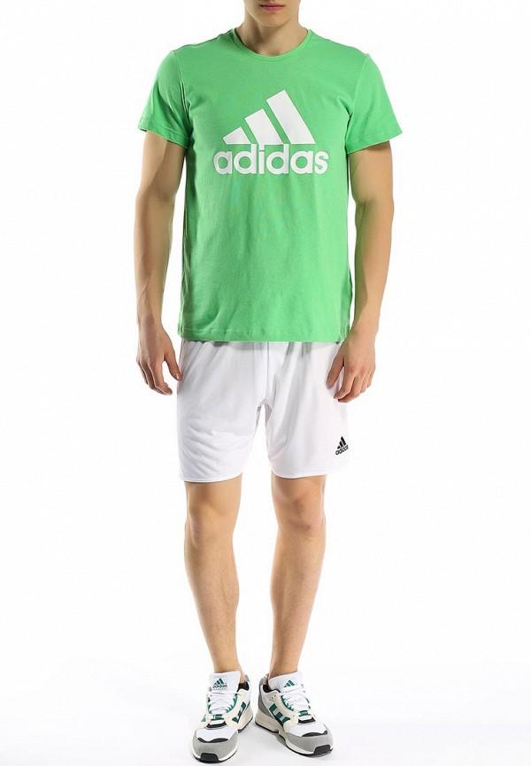 Мужские спортивные шорты Adidas Performance (Адидас Перфоманс) F50569: изображение 3