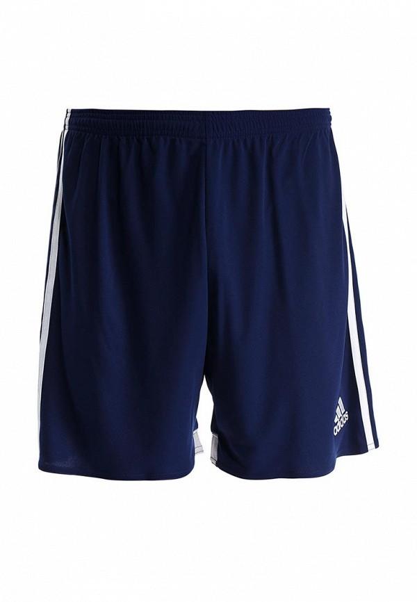 Мужские спортивные шорты Adidas Performance (Адидас Перфоманс) F50571: изображение 1