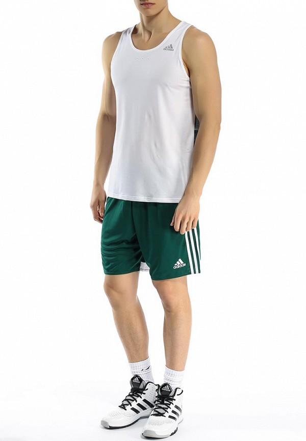 Мужские спортивные шорты Adidas Performance (Адидас Перфоманс) F50574: изображение 3