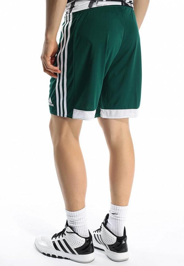 Мужские спортивные шорты Adidas Performance (Адидас Перфоманс) F50574: изображение 4