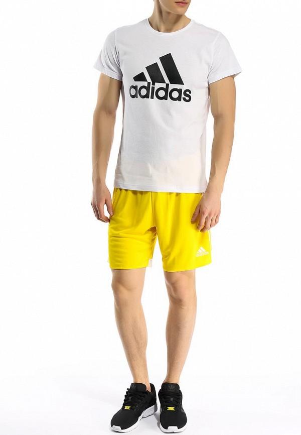 Мужские спортивные шорты Adidas Performance (Адидас Перфоманс) F50576: изображение 3