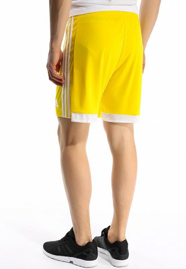 Мужские спортивные шорты Adidas Performance (Адидас Перфоманс) F50576: изображение 4