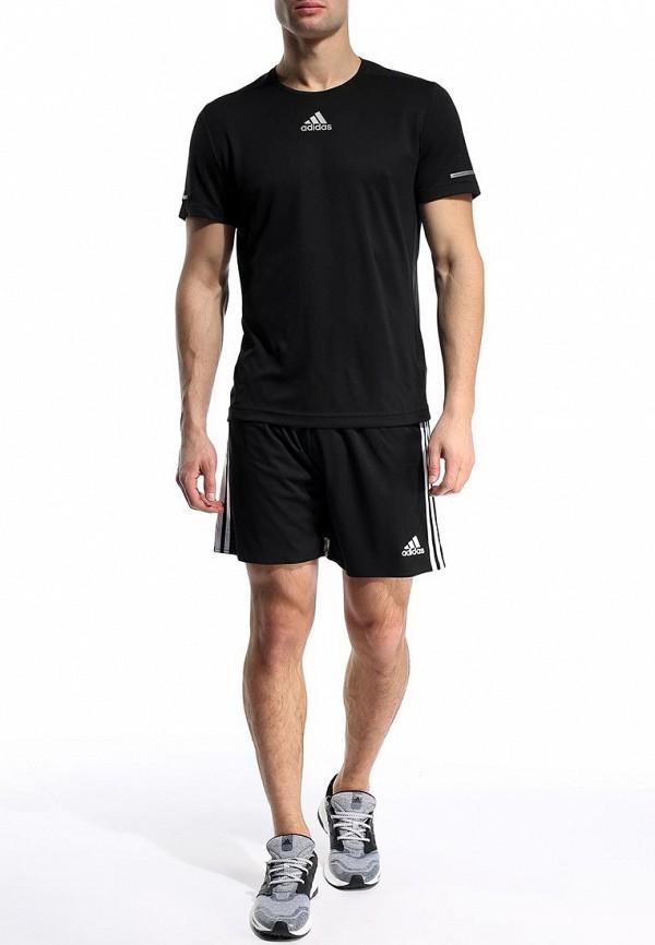 Мужские спортивные шорты Adidas Performance (Адидас Перфоманс) G70831: изображение 3