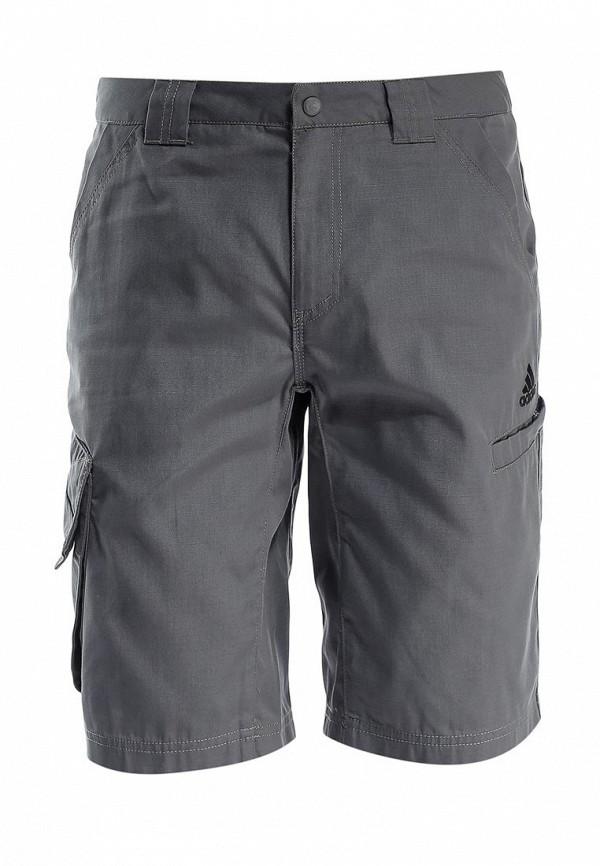 Мужские повседневные шорты Adidas Performance (Адидас Перфоманс) S09967: изображение 2