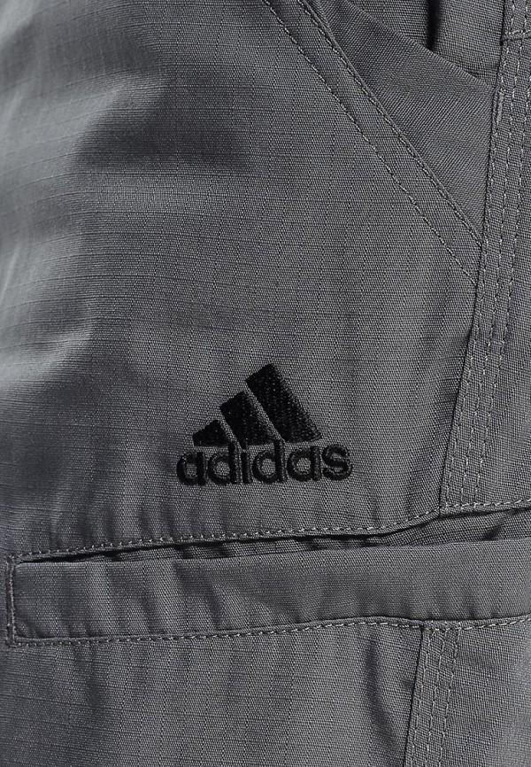 Мужские повседневные шорты Adidas Performance (Адидас Перфоманс) S09967: изображение 3