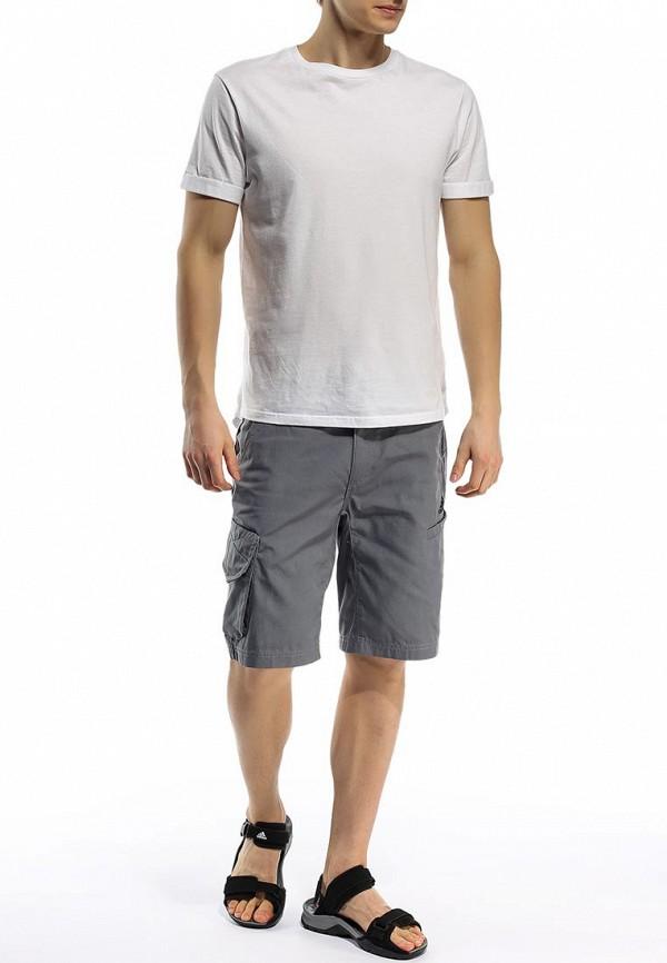 Мужские повседневные шорты Adidas Performance (Адидас Перфоманс) S09967: изображение 5