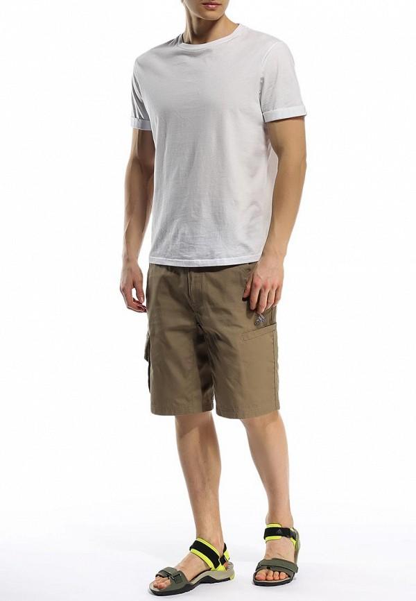 Мужские повседневные шорты Adidas Performance (Адидас Перфоманс) S09968: изображение 4