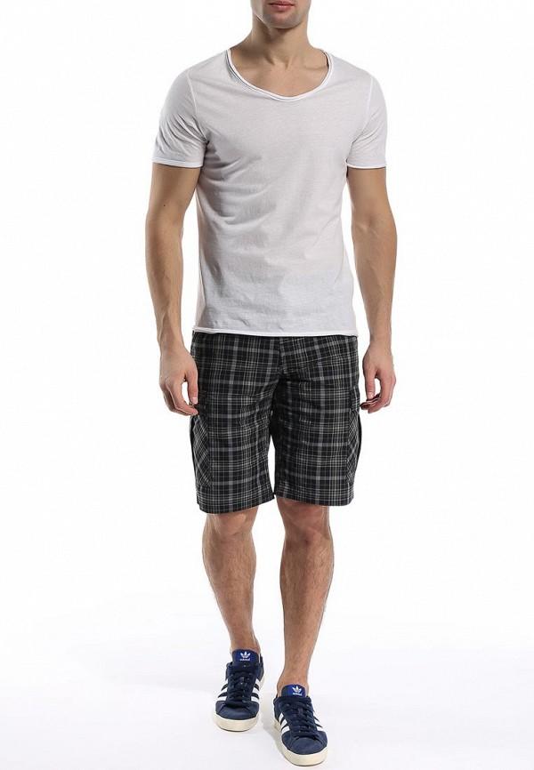 Мужские повседневные шорты Adidas Performance (Адидас Перфоманс) S10200: изображение 3