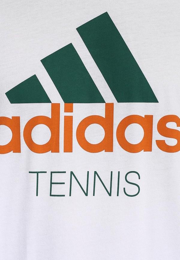 Мужские повседневные шорты Adidas Performance (Адидас Перфоманс) S10200: изображение 5