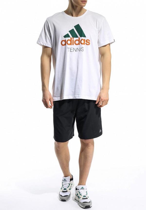 Мужские повседневные шорты Adidas Performance (Адидас Перфоманс) S10200: изображение 6