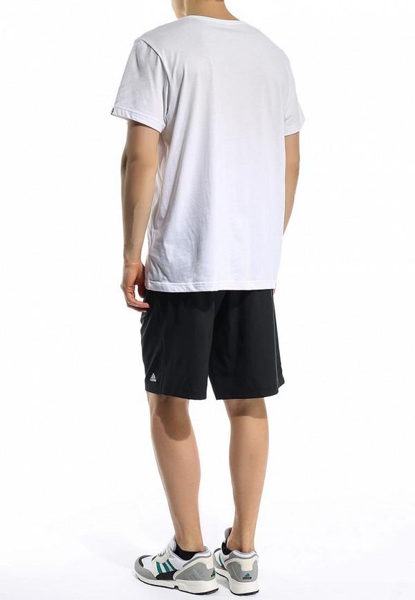 Мужские повседневные шорты Adidas Performance (Адидас Перфоманс) S10200: изображение 7