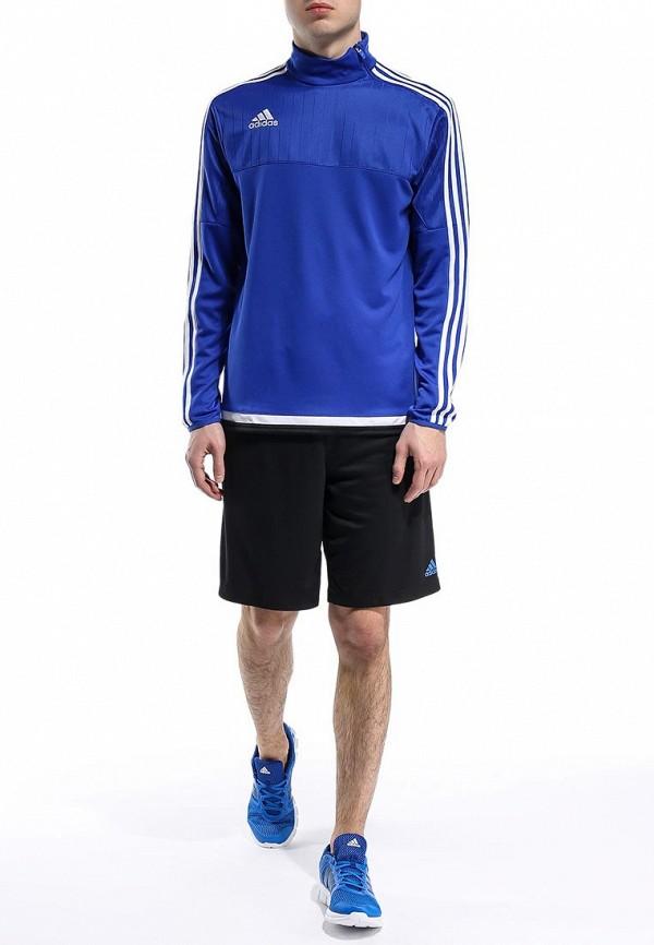 Мужские спортивные шорты Adidas Performance (Адидас Перфоманс) S11155: изображение 5