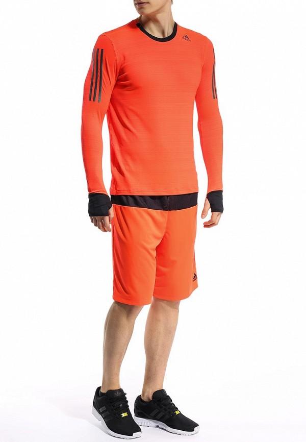Мужские спортивные шорты Adidas Performance (Адидас Перфоманс) S11157: изображение 2