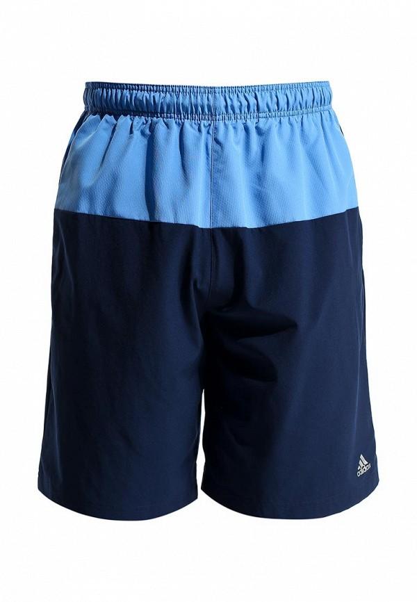 Мужские спортивные шорты Adidas Performance (Адидас Перфоманс) S11492: изображение 1
