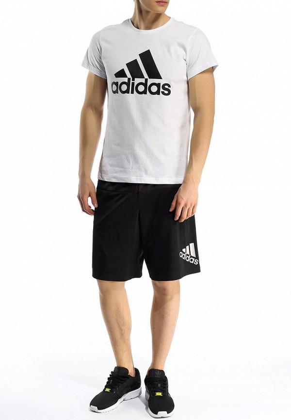 Мужские спортивные шорты Adidas Performance (Адидас Перфоманс) S12317: изображение 3